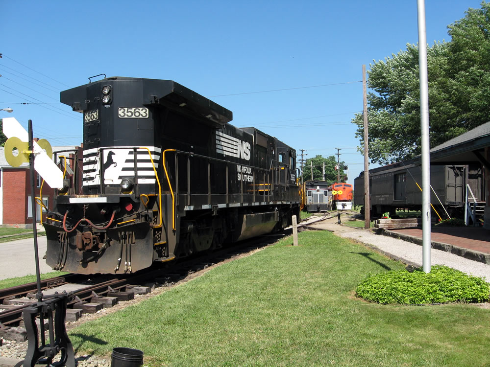 Record Number of Visitors Come to Lake Shore Railway Museum in 2013