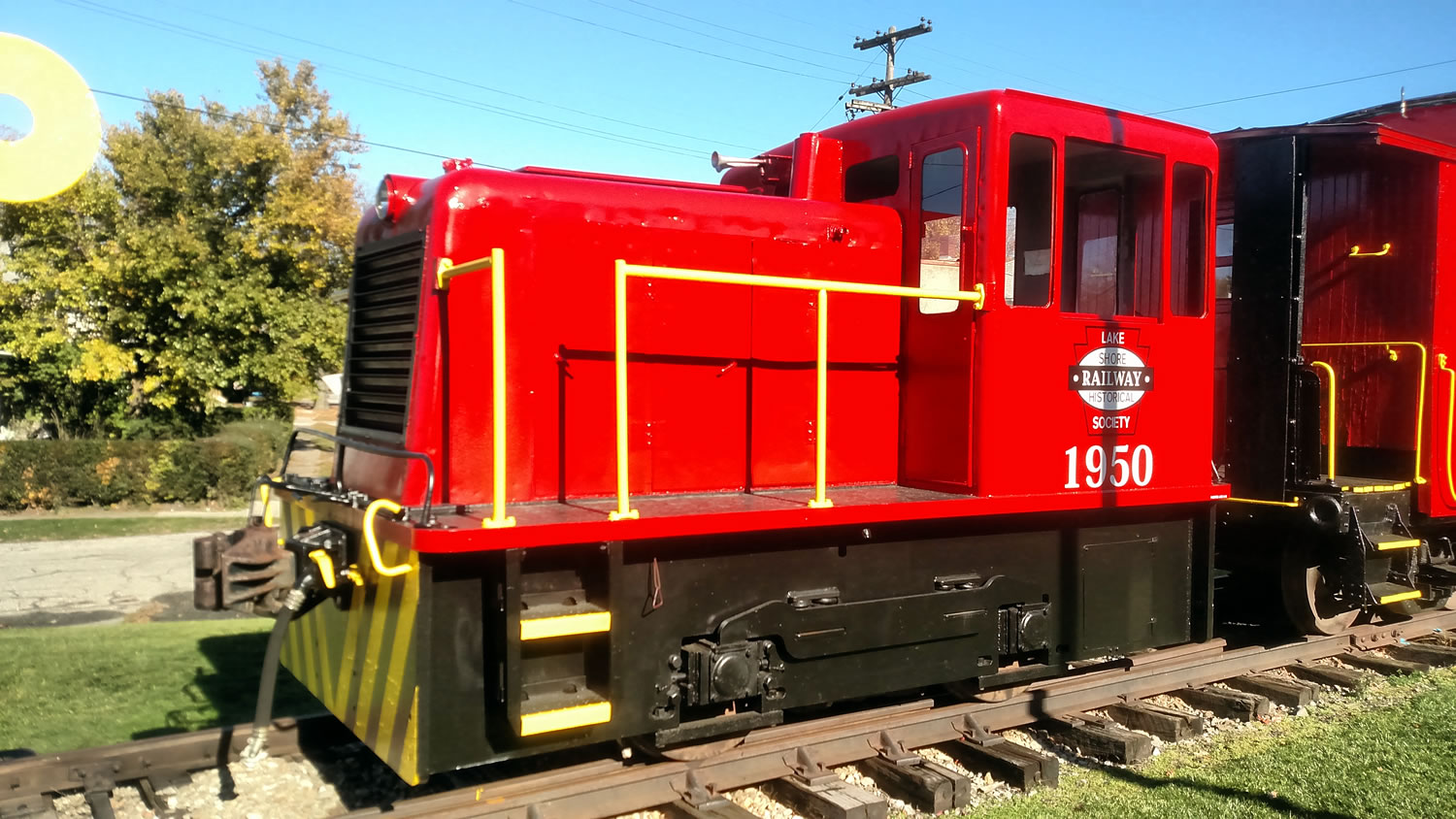 Ellwood National Forge #188 GE 25 ton locomotive