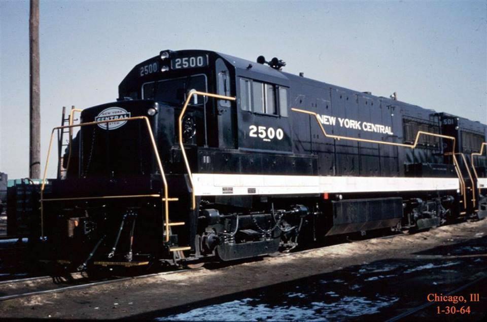 GE NYC 2500