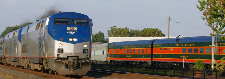 Amtrak Residency for Writers Inspires Article on the Lake Shore Limited