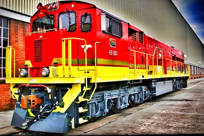GE Wins Big Locomotive Contract