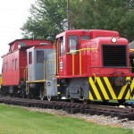 We're always making changes at the Lake Shore Railway Museum website, so keep coming back.