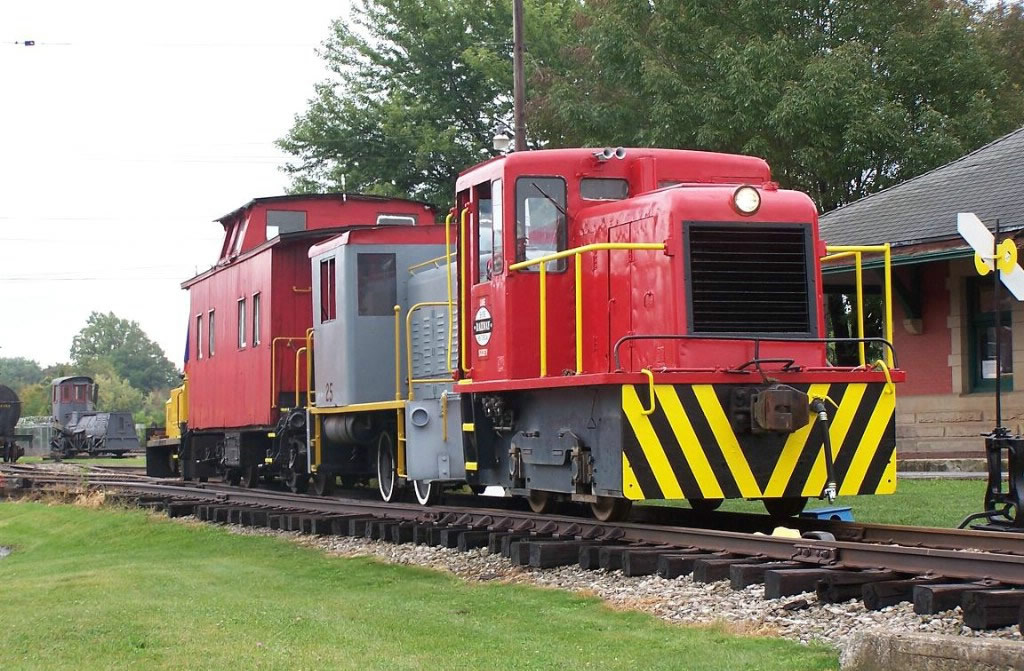 We're Moving Fast on the Lake Shore Railway Museum Website