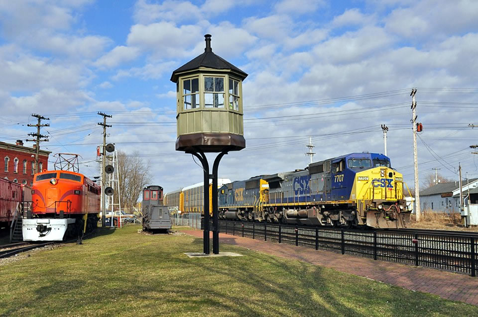 Lake Shore Railway Historical Society And Museum