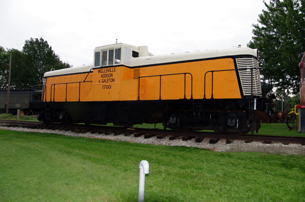 Lake Shore Railway Historical Society Rolling Stock Lake Shore Railway Historical Society And
