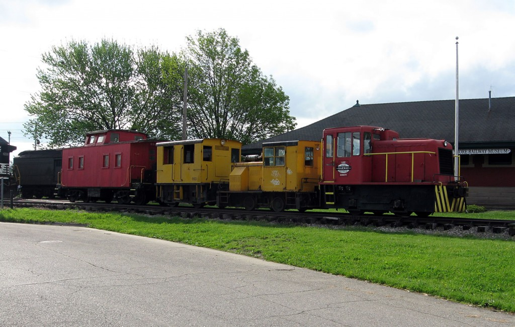 Rare Plymouth Locomotive Added to Lake Shore Railway Museum Lineup