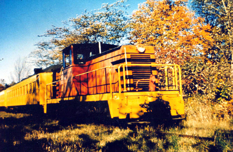 Genesee & Wyoming's first diesel-electric locomotive coming this summer to the museum