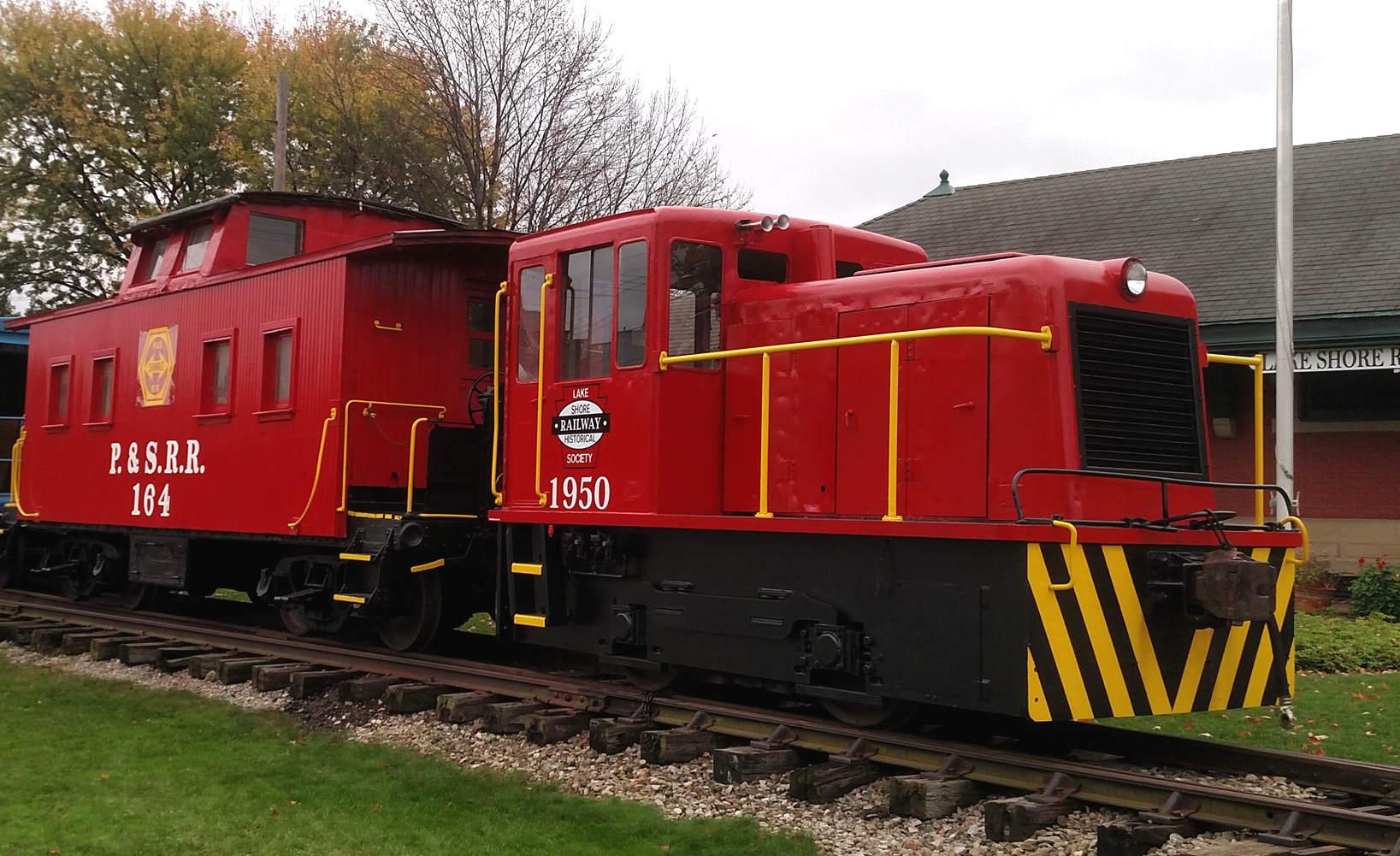 Lake Shore Railway Museum will open on a new winter hours schedule beginning on January 7th