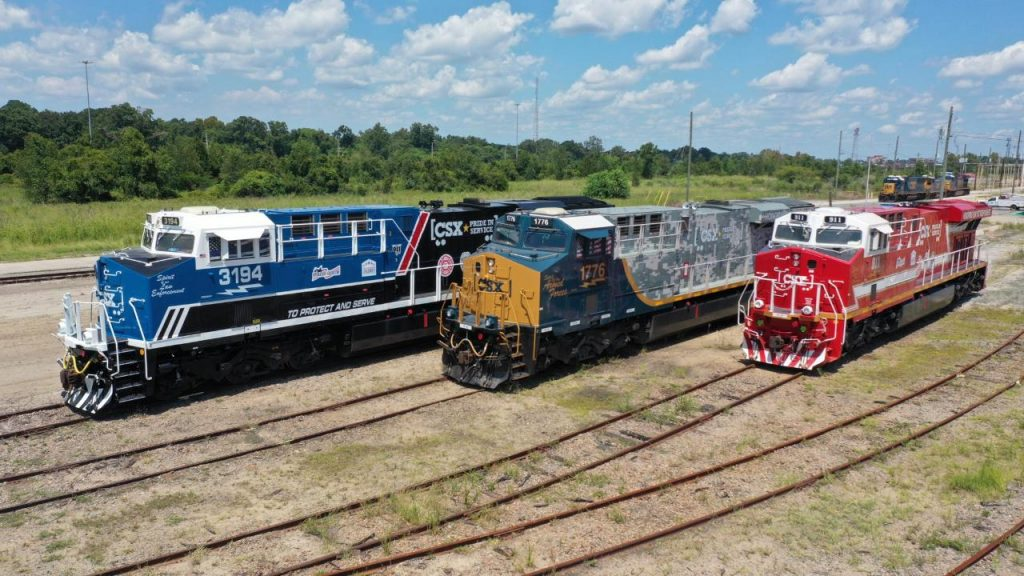 CSX Pride in Service to make a big show in northwestern Pennsylvania